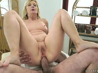 Female fuck scenes focusing on really good-looking mature women and more